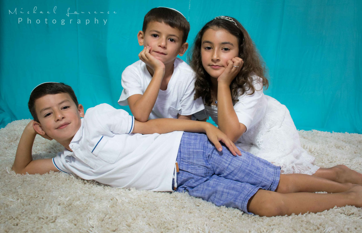 Family Portrait Photography with the Assayag Family, Kfar Saba | Portrait Photographer Israel